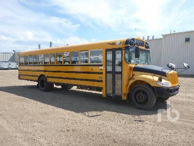 2005 INTERNATIONAL 72 Passenger S/A School Bus Lot #1