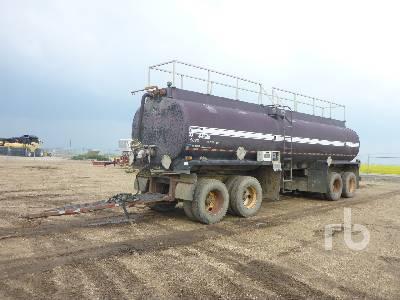 2001 WABASH 32500 Litre Quad/A Tank Trailer Lot #667   Ritchie Bros