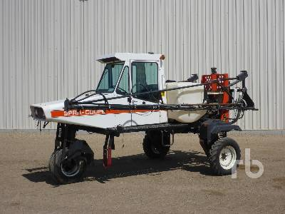 1985 SPRA COUPE 220 60 Ft Sprayer Ritchie Bros Auctioneers