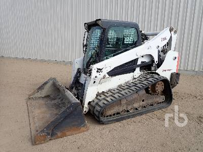 2012 BOBCAT T770 2 Spd Compact Track Loader Lot #349 | Ritchie Bros