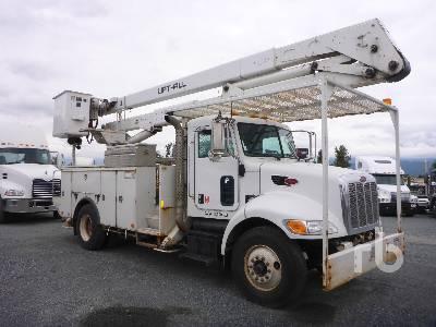 2007 PETERBILT 335 S/A w/Liftall 10-55-2MS Bucket Truck
