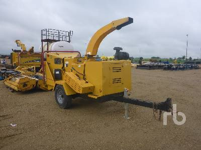 2010 VERMEER BC1000XL S/A Chipper Lot #8223   Ritchie Bros
