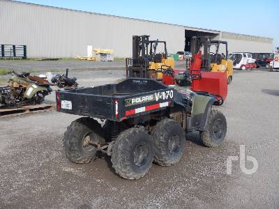 2006 POLARIS SPORTSMAN 500 6x6 Quad | Ritchie Bros  Auctioneers