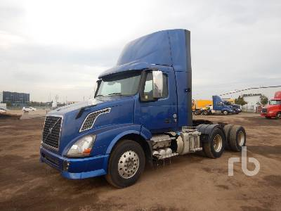 2014 VOLVO VNL Day Cab Truck Tractor (T/A) | Ritchie Bros