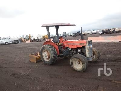 MASSEY FERGUSON 263 2WD Utility Tractor Lot #46 | Ritchie Bros