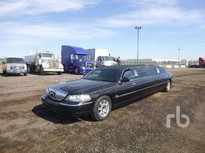 2008 Lincoln Town Car Limousine Ritchie Bros Auctioneers
