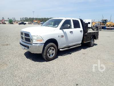 2011 dodge ram pickup 2500 crew cab configurations
