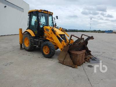 2005 JCB 3CX 4x4 Loader Backhoe   Ritchie Bros  Auctioneers