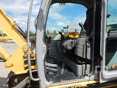 2007 NEW HOLLAND KOBELCO E80-1ES Midi Excavator (5 - 9 9 Tons) Lot