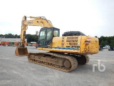 2013 KOBELCO SK350-9 Hydraulic Excavator Lot #415   Ritchie Bros