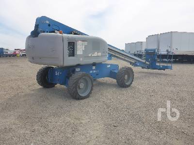 2011 GENIE S60X 4x4 Boom Lift Parts/Stationary Construction-Other