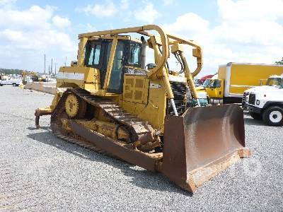 2008 CATERPILLAR D6R XL Series II Crawler Tractor | Ritchie Bros