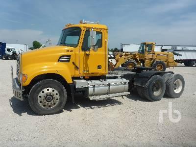 2004 MACK CV713 Granite Day Cab Truck Tractor (T/A) Lot #349