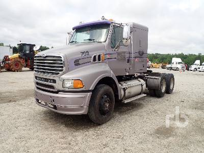 2007 STERLING AT9500 6x2 Sleeper Truck Tractor (T/A) Lot #353