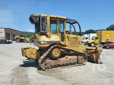 1996 CATERPILLAR D4H XL Crawler Tractor Lot #267   Ritchie