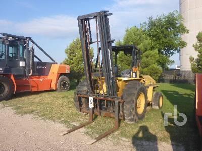 2008 LIFT KING LK6M22 PARTS ONLY Rough Terrain Forklift