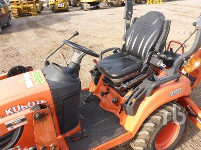 2013 KUBOTA BX25DLB 4WD Utility Tractor Lot #133 | Ritchie Bros