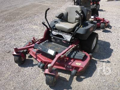 2012 TORO 74267 Z Master Zero Turn Mower Parts/Stationary