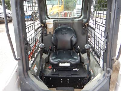 2016 BOBCAT T550 Compact Track Loader Lot #55 | Ritchie Bros