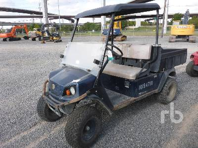 2013 CUSHMAN HAULER 1200XE Electric Utility Cart | Ritchie