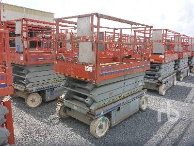 2012 SKYJACK SJIII4626 Electric Scissorlift | Ritchie Bros  Auctioneers