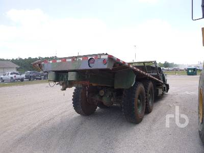1984 AM GENERAL M927 Parts Only 6x6 Flatbed Truck Parts