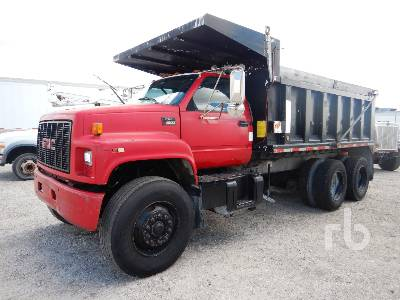 2002 GMC 7500 Dump Truck (T/A) Lot #200A | Ritchie Bros