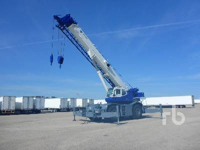 2007 TADANO GR600XL-1 60 Ton 4x4x4 Rough Terrain Crane
