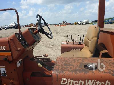 1992 DITCH WITCH 5110DD 4x4x4 Trencher/Cable Plow | Ritchie Bros