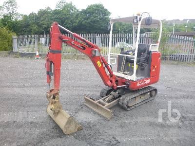 2013 VOLVO Mini Excavator (1 - 4 9 Tons)   Ritchie Bros