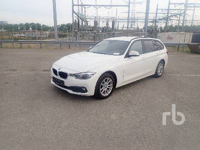 2017 Bmw 320d Station Wagon Ritchie Bros Auctioneers