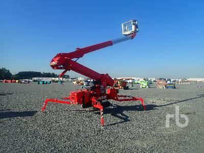 2010 TEUPEN LEO 23GT Articulated Crawler Boom Lift | Ritchie
