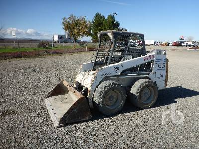1999 Bobcat 763 Skid Steer Loader Ritchie Bros Auctioneers