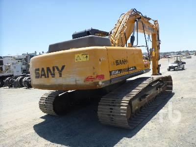 2016 SANY SY235CLC Hydraulic Excavator Lot #1056 | Ritchie