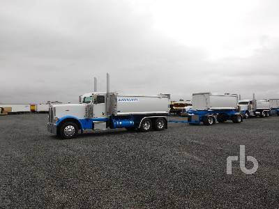 2019 PETERBILT 389 T/A Transfer Set Lot #268 | Ritchie Bros  Auctioneers