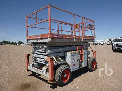 2004 SKYJACK SJ8841 41 Ft 4x4 Rough Terrain Scissorlift