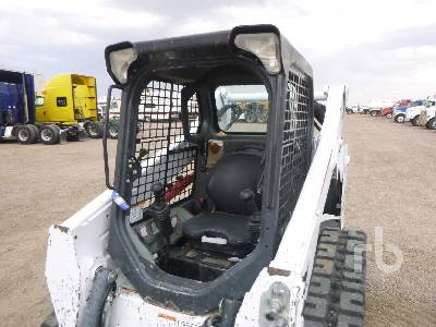 2013 BOBCAT T590 Compact Track Loader | Ritchie Bros  Auctioneers