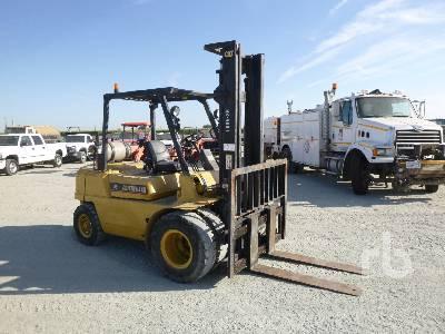 1995 CATERPILLAR GP40 8000 Lb Forklift Lot #3 | Ritchie Bros