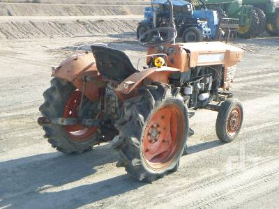KUBOTA L2201 2WD Utility Tractor | Ritchie Bros  Auctioneers