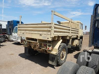1998 STEWART & STEVENSON M1078 LMTV COE 4x4 Military Cargo Truck