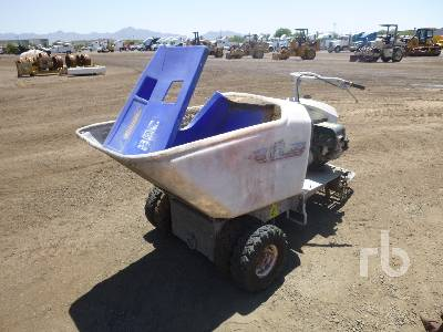 2004 STONE SB1600 Ride On Concrete Buggy Lot #5189 | Ritchie