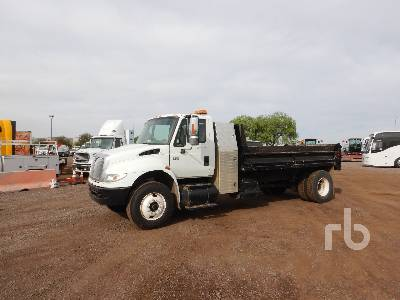 2006 INTERNATIONAL 4400 4x2 Dump Truck (S/A) | Ritchie Bros  Auctioneers