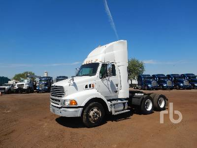 2008 STERLING AT9500 6x4 Day Cab Truck Tractor (T/A