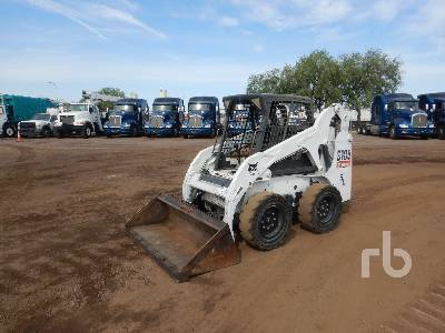 2012 BOBCAT S185 Skid Steer Loader Lot #45 | Ritchie Bros