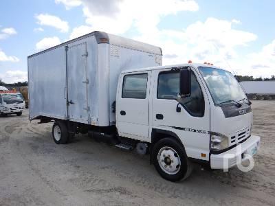 2007 ISUZU NQR COE Van Truck | Ritchie Bros  Auctioneers
