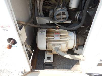 INGERSOLL-RAND SSRHPE50 Electric Air Compressor   Ritchie