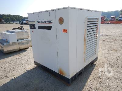 INGERSOLL-RAND SSRHPE50 Electric Air Compressor | Ritchie