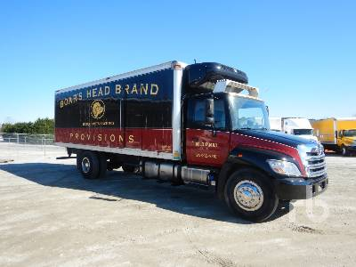 2013 HINO 338 Reefer Truck Lot #462 | Ritchie Bros  Auctioneers