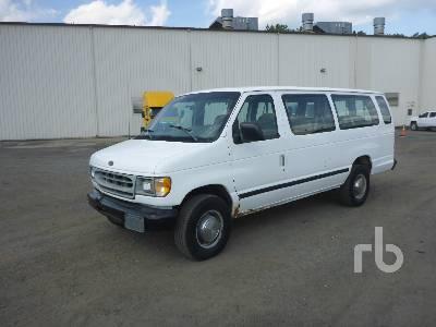 1998 FORD CLUB WAGON Van (< 8 Passenger) | Ritchie Bros