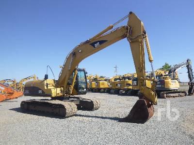 2001 CATERPILLAR 320CL Hydraulic Excavator   Ritchie Bros